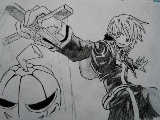 Eine kleine Zeichnung^^