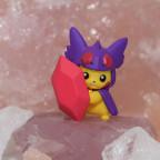 16-009 Mega Pika jewel