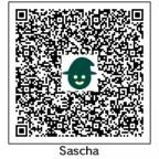 Mein Miitopia QR Code