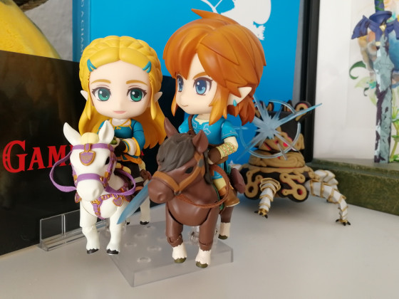 Breath of the Wild Nendoroids