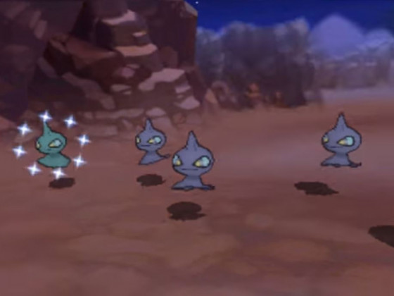 Shiny Shuppet  Horden-Chaining