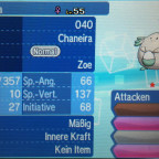 Shiny Chaneira ^^