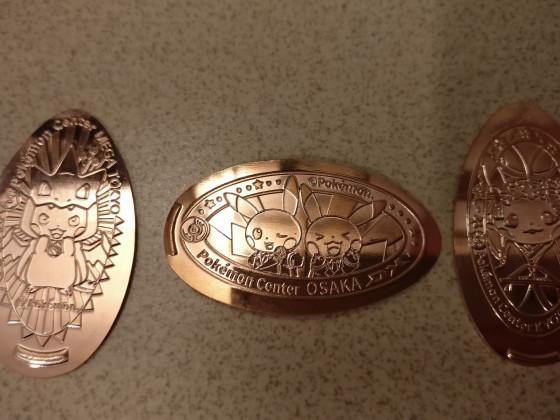 Pokemoncenter Münzen