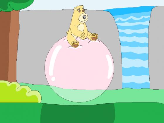 Es ist toll, ein Bär zu sein..