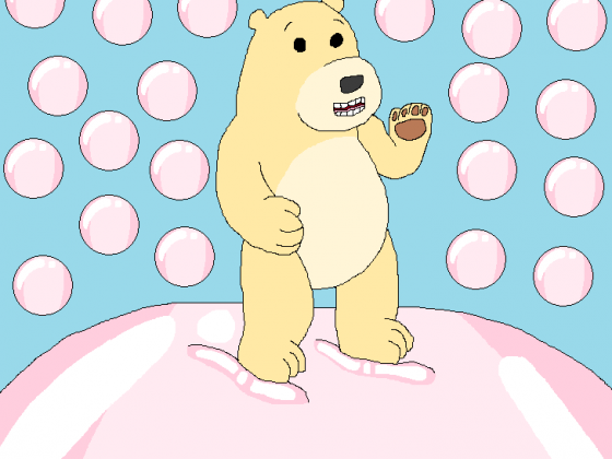 Kumarin (We Bare Bears Style)