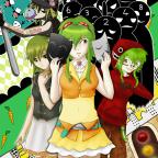 GUMI-Vocaloid