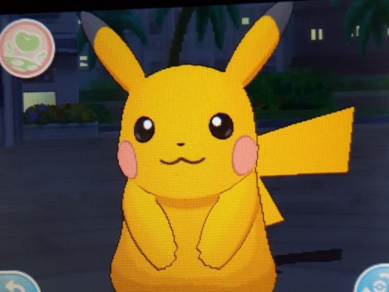 Shiny-Pikachu~☆