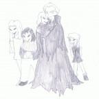 Mask und seine Schüler