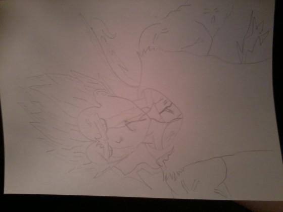Meine Zeichnungen.