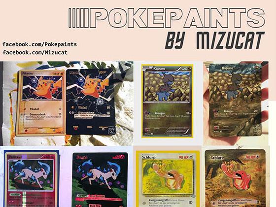 Pokepaints von Mizucat