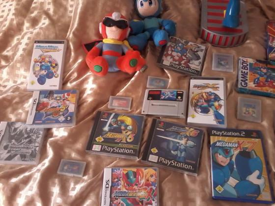 Mega Man-Sammlung # 1