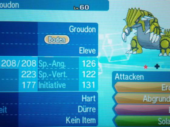 shiny Groudon
