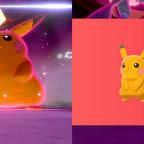 Raid-Shiny Pikachu
