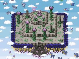 Map - Mewtwo Island