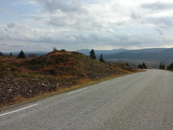 Norwegens Steinwüste eigentlich isses nur ein Fjell