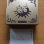 Legend of Zelda Gameboy Advance SP Majoras Mask
