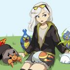 Pokemon Schwert Käferteam