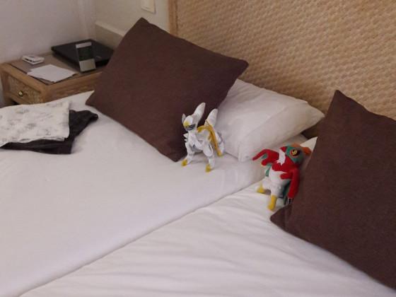 Meine Hotelsuite