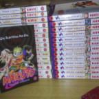 Naruto Manga Sammlung. <3