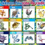 Pokemon die ich cool Finde =)