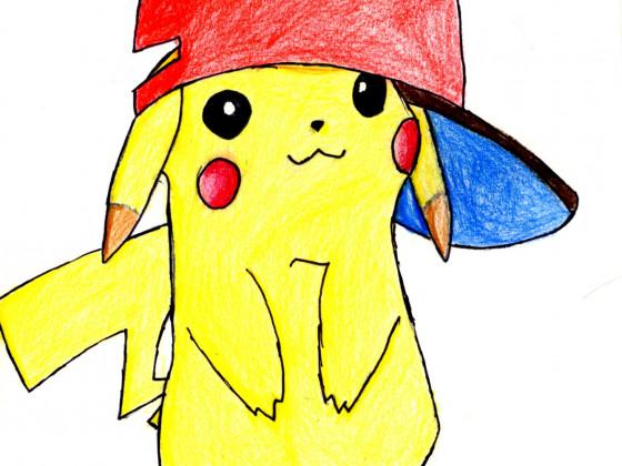 süßes Pikachu