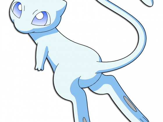 Früherer Shiny-Mew-Avatar