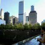 WTC Gedänkstätte