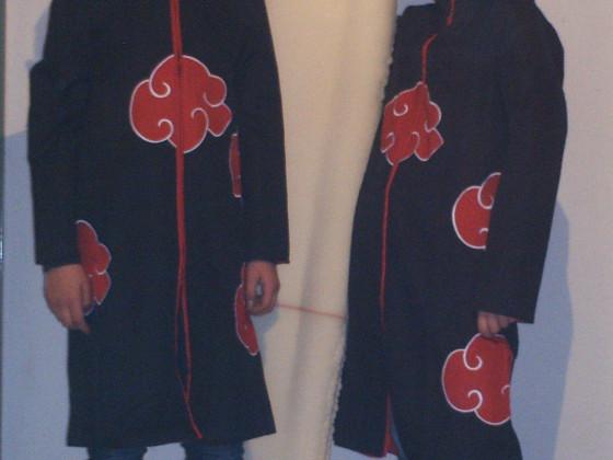 Naruto Cosplay: Itachi & Kisame