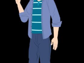 Mein Avatar im TCGO