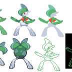 Galagladi verschiedene für PokeTami