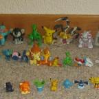 Meine Pokémon Figuren (ALLE!)