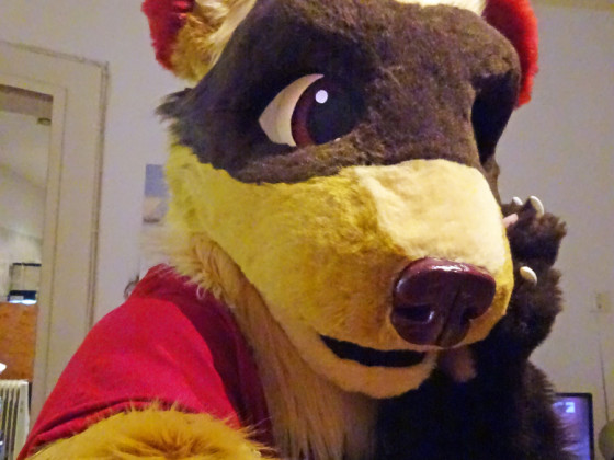 Cappuccino Selfie