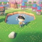 Warten auf Carlson // Animal Crossing