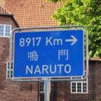 Wegweiser nach Naruto