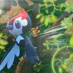New Pokémon Snap - Düsenjet