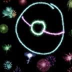Pokéball Feuerwerk
