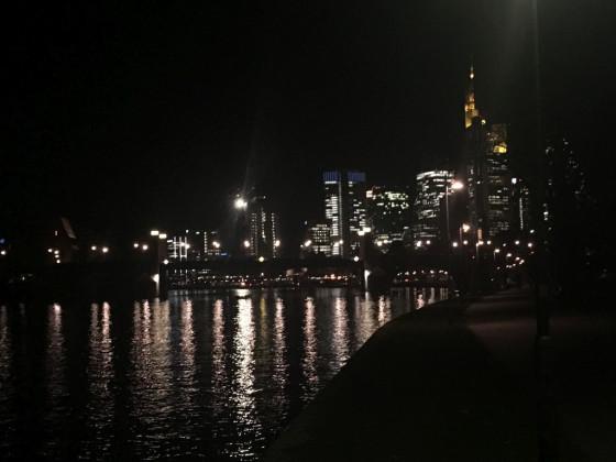 Frankfurt von seiner schönsten Seite