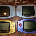 Gameboy Advance Spezialeditionen