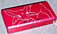 Nintendo 3DS - Custom made Psiana-Edition