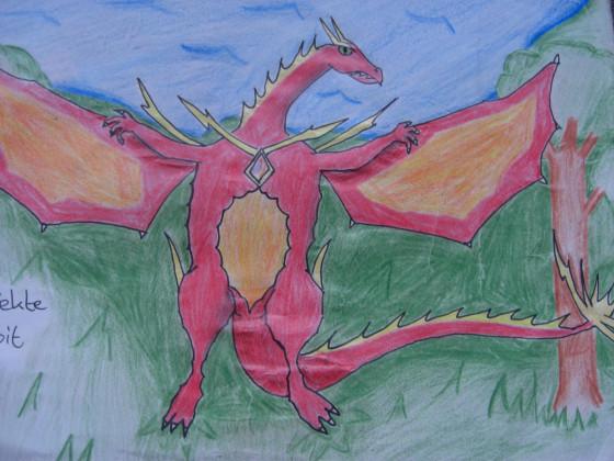 Bakugan : Pyrus Dragonoit