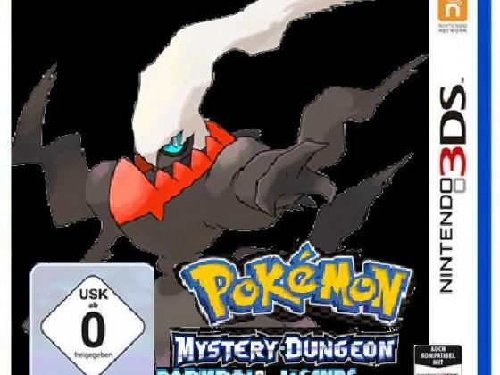 Pokemon Mystey Dungeon: Darkrais Legende