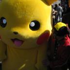 Pokémon-Day 2010 in Köln: Pikachu