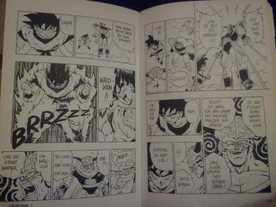 Dragon Ball Manga Inhalt