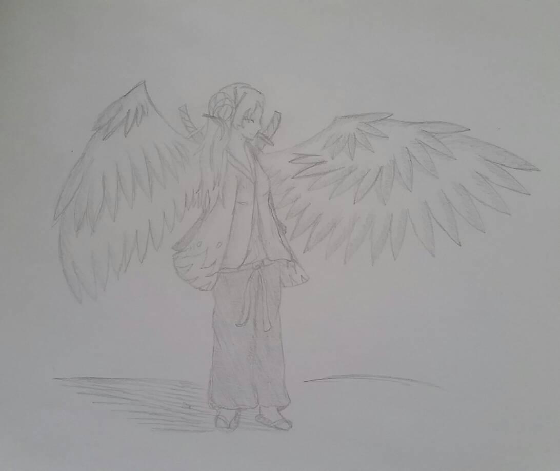 Samurai-Engel