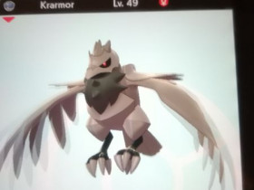 Shiny Kramor