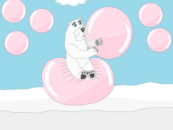 Des Eisbären neue Leidenschaft