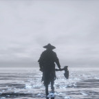 Bloodborne - Just me and my axe