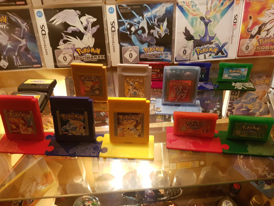 Pokemon Stands (alte Module)
