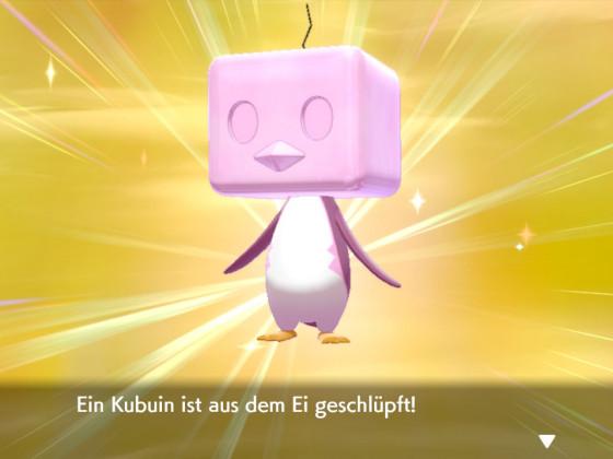 Shiny Kubuin!