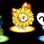 Pokemon - Froxi, Fynx & Igamaro